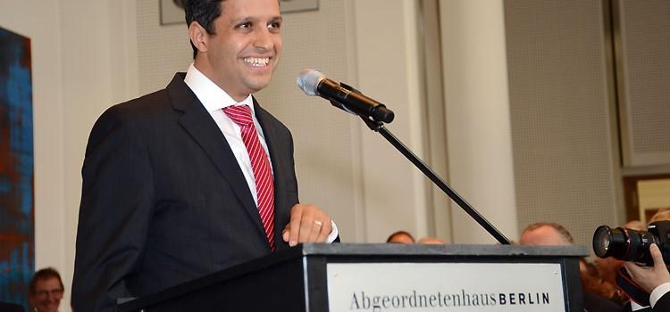 4. Sitzung des Berliner Abgeordnetenhauses – Rede von Raed Saleh
