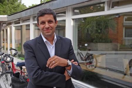 Raed Saleh, SPD-Fraktionsvorsitzender im Abgeordnetenhaus von Berlin