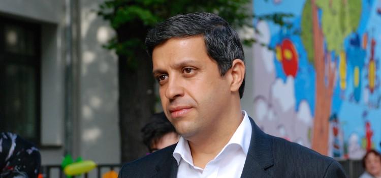 Nach der Wahl – Raed Saleh zur Lage der Berliner SPD