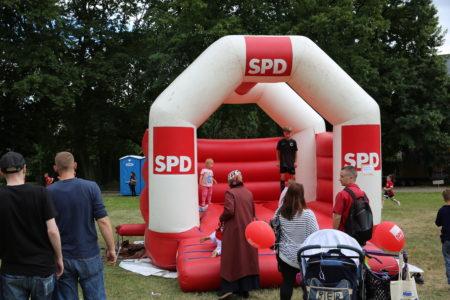 Kommen Sie zum Sommerfest der Berliner SPD
