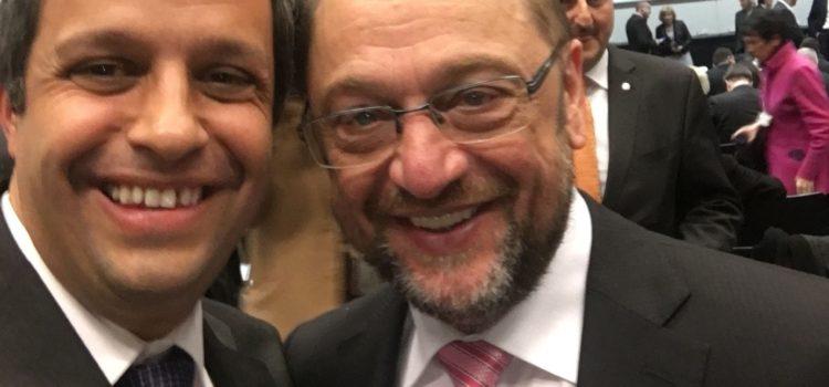 Raed Saleh über Martin Schulz