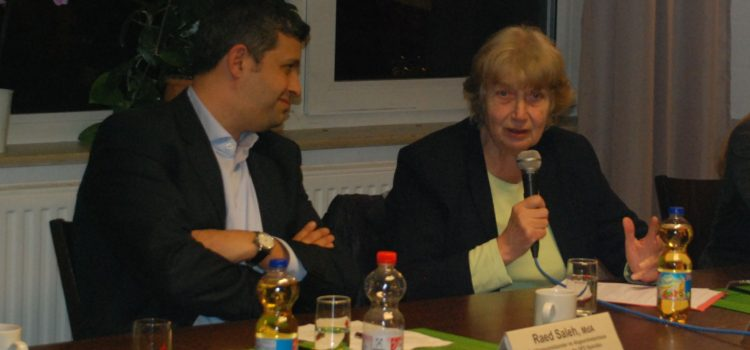 Dialog der Religionen zum Internationalen Frauentag