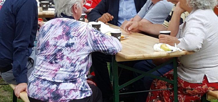 Spandauer Stadtteiltage mit Raed Saleh am 21. und 22.07.2017
