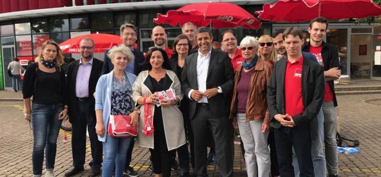 Frauen haben am 24.09. eine gute Wahl – die SPD !