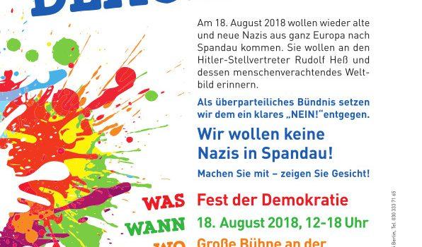 """Berlin bleibt nazifrei!"""