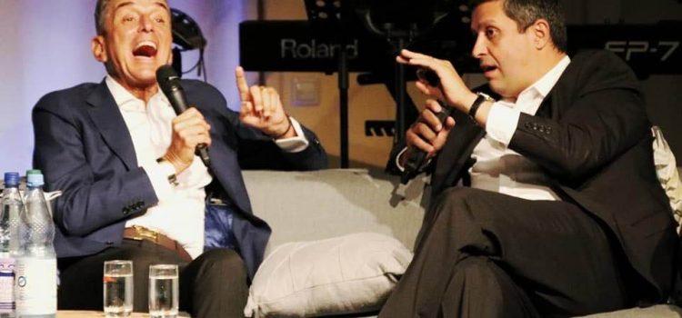 Emotionale und klare Diskussion zur Offenheit und Toleranz Deutschlands mit Raed Saleh und Prof. Michel Friedman