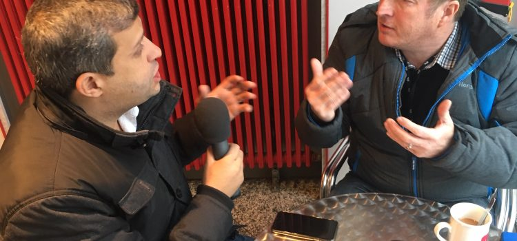Ich hab da mal ne Frage: Der Podcast von und mit Raed Saleh
