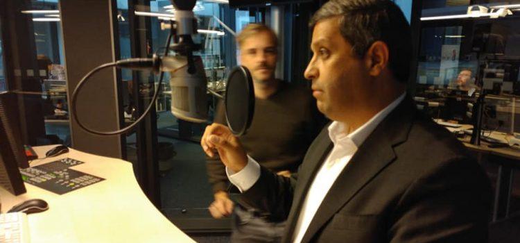 Raed Saleh startet eigenen Podcast aus der Berliner Landespolitik !
