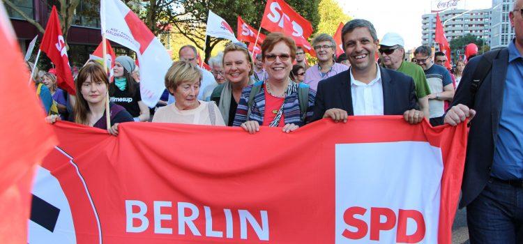 Gastbeitrag Raed Saleh zu den Vorgängen in Thüringen