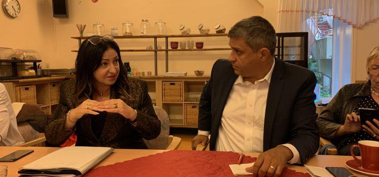 Eine Pflegepolitik für Berlin mit Senatorin Dilek Kalayci
