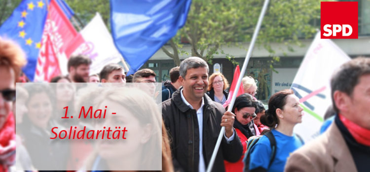 1. Mai- Solidarität