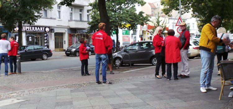 #Ansprechbar in der Spandauer Neustadt