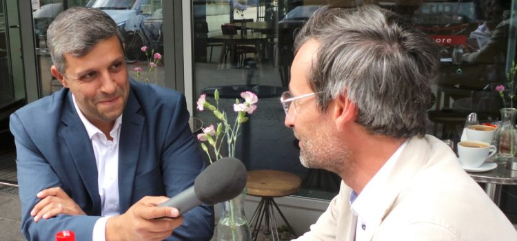 Eine neue Podcast-Folge mit Sven Kohlmeier