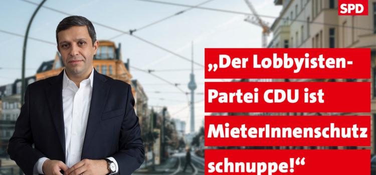 """""""Damit liegt der Ball jetzt bei der CDU!"""""""
