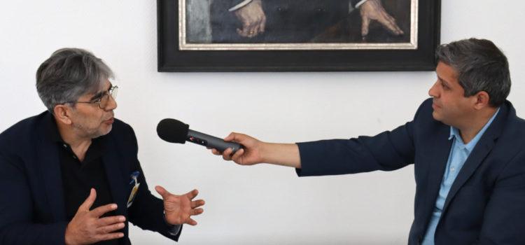 "Neue Podcast-Folge ""Ich hab da mal 'ne Frage"""